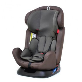 Автокресло CARRELLO Quantum Iron Black CRL-11803